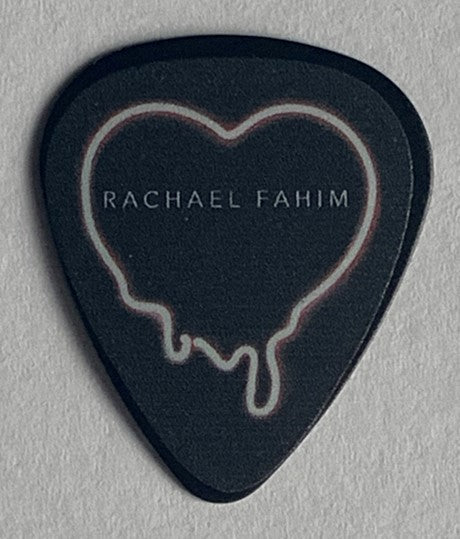 Rachael Fahim Crush Guitar Pick (pack of 5)