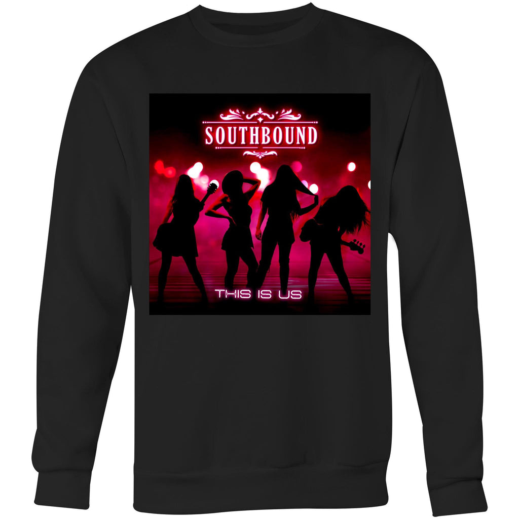 Southbound Sweatshirt This Is Us - Black