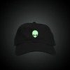 Glow in the Dark Alien Dad Hat