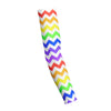 Chevron Rainbow  Shooting Arm Sleeve