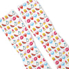 Diva Emoji Custom Athletic Fresh Socks