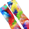 Future Galaxy Custom Athletic Fresh Socks