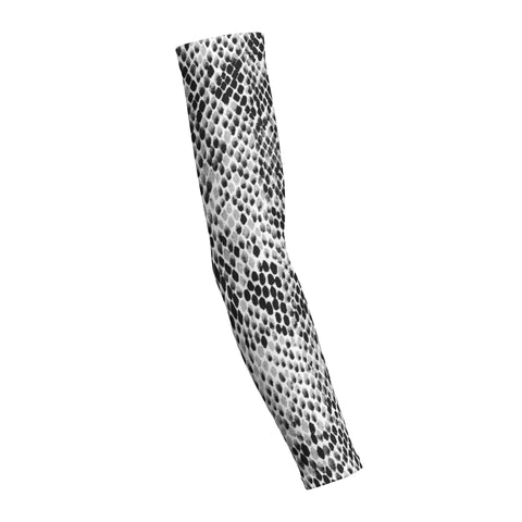 Grey Snake Skin  Shooting Arm Sleeve