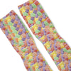Gumdrops Custom Athletic Fresh Socks