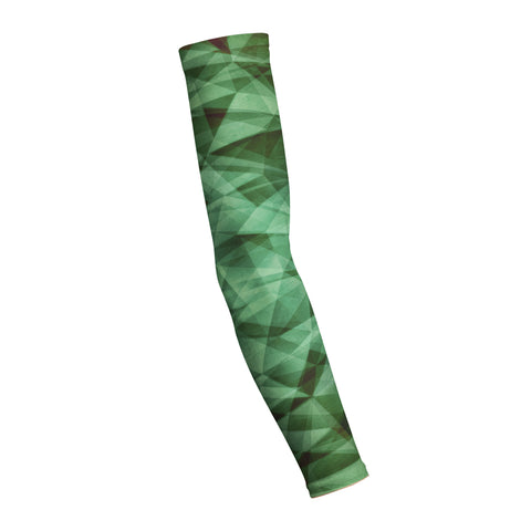 Hulk Green Prism Oregon Ducks Shooting Arm Sleeve