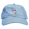 Ice Cream Cat Dad Hat