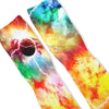 Inferno Galaxy Custom Athletic Fresh Socks