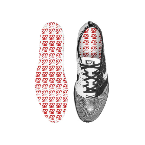 Red Keep It 100 Custom Insoles