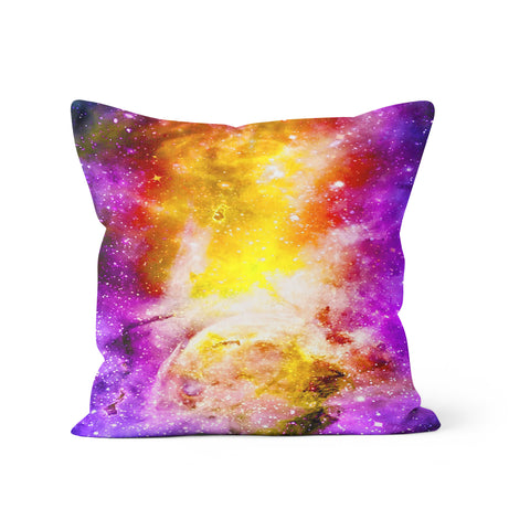 Lunar Galaxy Pillow
