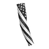 Patriotic Black White USA Flag  Shooting Arm Sleeve
