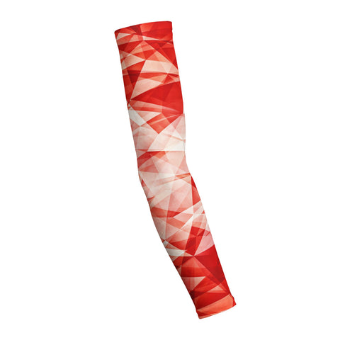 Red Prism  Shooting Arm Sleeve