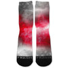 Red Storm Custom Athletic Fresh Socks