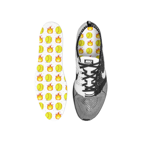 Softball Emoji Custom Insoles