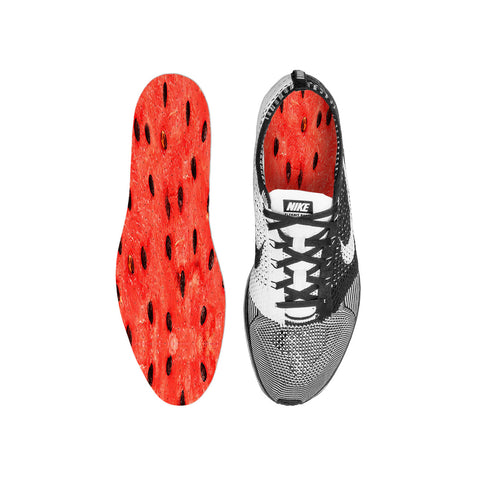 Summer Watermelon Custom Insoles