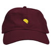 Taco Emoji Dad Hat