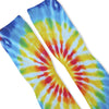 Tie Dye Blues Custom Athletic Fresh Socks