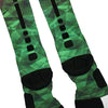 Hulk Green Prism Custom Nike Elite Socks Oregon Ducks