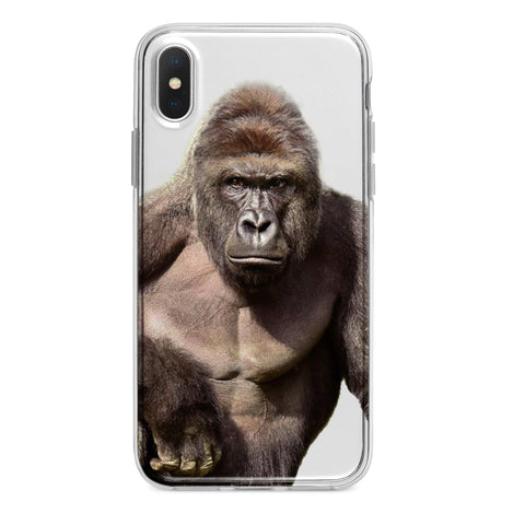 BIG HARAMBE GORILLA CUSTOM IPHONE CASE