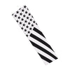 Combat Stars And Stripes Black White Shooting Arm Sleeve