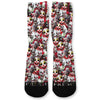 Crazy Clowns Custom Athletic Fresh Socks