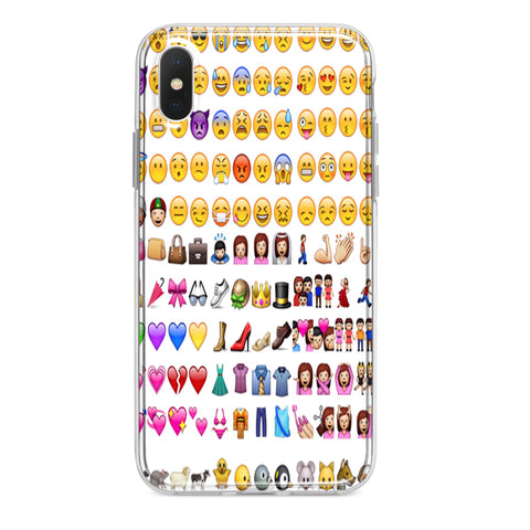 EMOJI CUSTOM IPHONE CASE