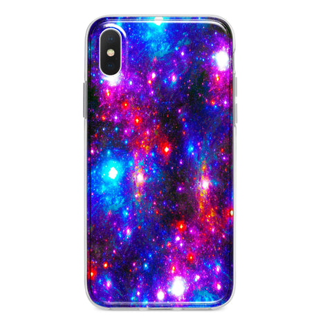 GALAXY EXPLOSION CUSTOM IPHONE CASE
