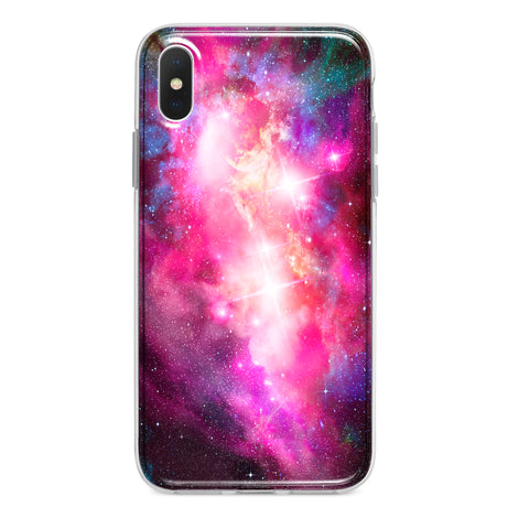 GALAXY NEBULA CUSTOM IPHONE CASE