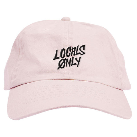 Locals Only Dad Hat