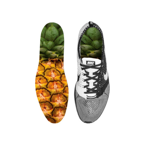 Pineapple Pina Colada  Custom Insoles