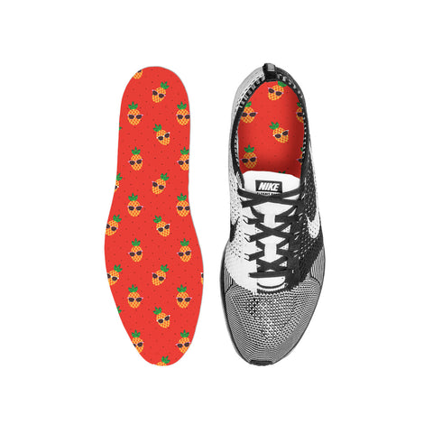 Pineapple Shades Custom Insoles