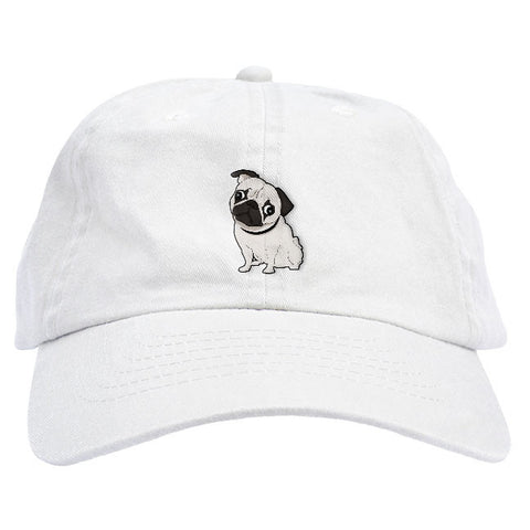 Pug Dad Hat – Fresh Elites bd1a8d0e1ff
