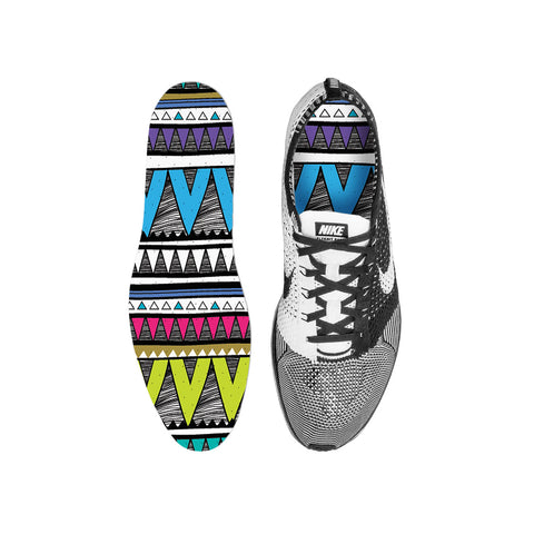 Tribal Jam Custom Insoles