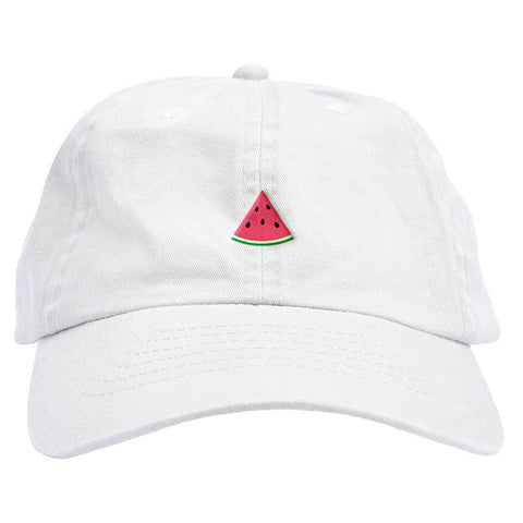 Watermelon Slice Dad Hat