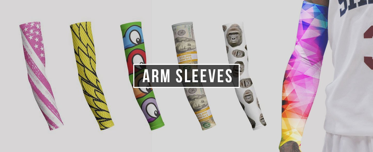 SHOOTING SLEEVES