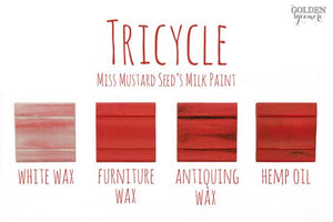 Miss Mustard Seed's Milk Paint - Tricycle