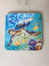 Load image into Gallery viewer, Animal Coasters, Handmade in Scotland (Various Designs)