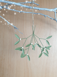 Mistletoe Spray Hanging decoration