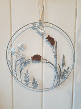 Load image into Gallery viewer, Harvest Mice Wreath