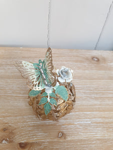 Butterfly Bauble - Christmas Decoration