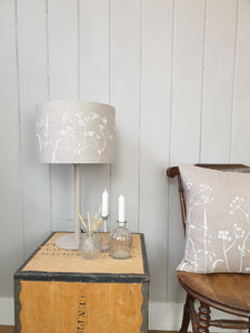 Counrtyside Grasses- Pure Linen Lampshade
