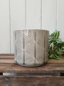 Wave Plant Pot - 2 Sizes