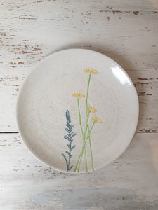 Yellow Daisies - Small Plate
