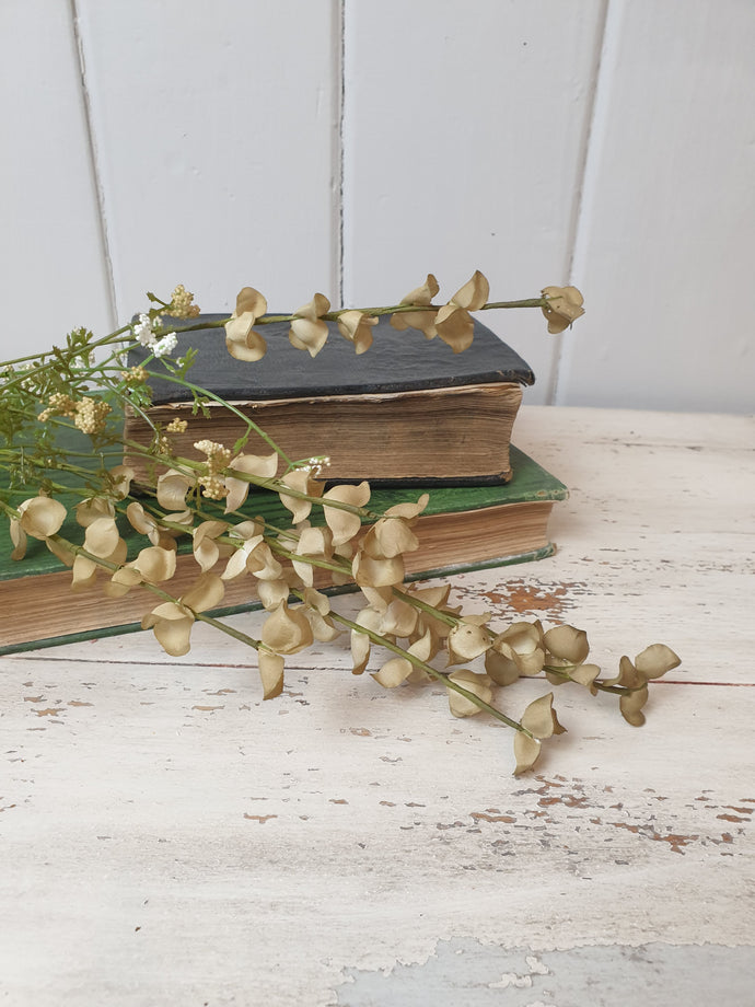 Wild Flower Faux Greenery Stems -  Various Style's