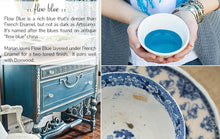 Load image into Gallery viewer, Miss Mustard Seed's Milk Paint - Flow blue
