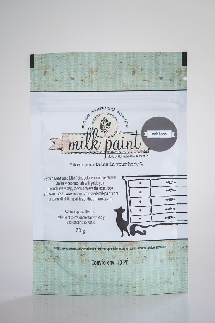 Miss Mustard Seed's Milk Paint - Schloss
