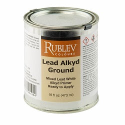 Lead Alkyd Ground - 237ml