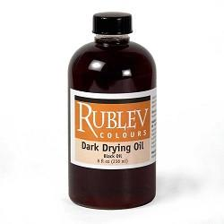 Oil Paint Medium - Dark Drying Oil - 8fl.oz.