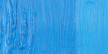 Oil Paint - Phthalo Blue And Zinc White - 40ml