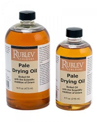 Pale Drying Oil - 237ml/484ml
