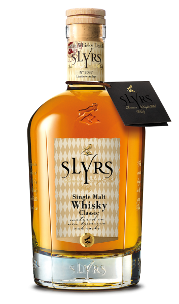 Single Malt Whisky Slyrs